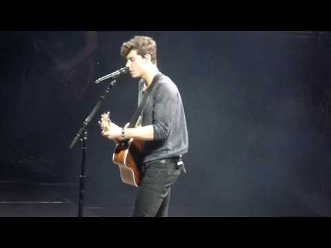 Shawn Mendes - Bad Reputation (New Song Live at Madison Square Garden)