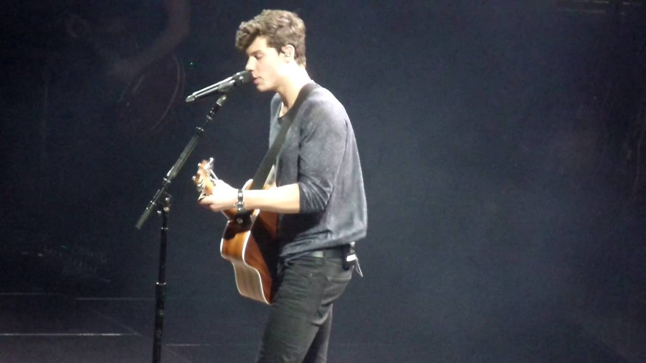 Shawn Mendes Bad Reputation Live At Madison Square Garden Youtube