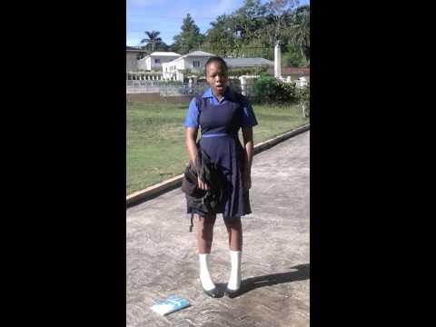 Big little school girl(Renae Smith)