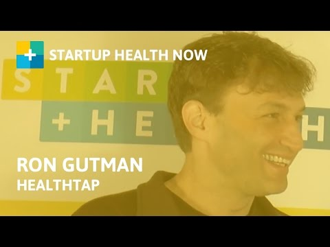 Ron Gutman, HealthTap: NOW! #80