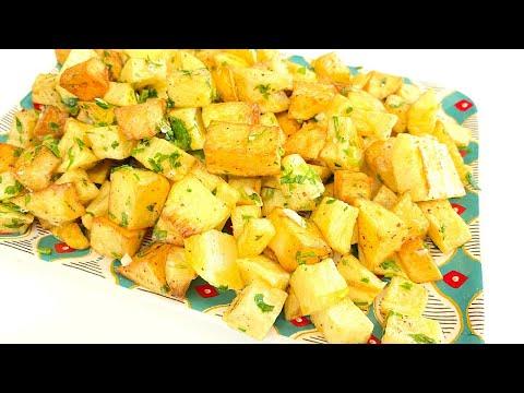 pour-changer-des-frites-traditionnelles-venez-tester-cette-recette-de-pommes-de-terre-À-l'ail