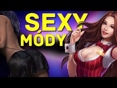 Nejúchylnější erotické módy ve hrách! from YouTube · Duration:  5 minutes 20 seconds