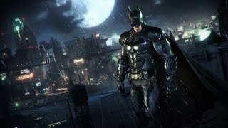Batman Arkham Knight Open World Gameplay Demo E3 2015