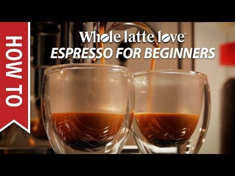 Espresso for Beginners Playlist