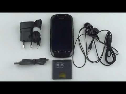 Nokia C7 - видеообзор нокиа C7 (купить) от магазина Video-shoper.ru