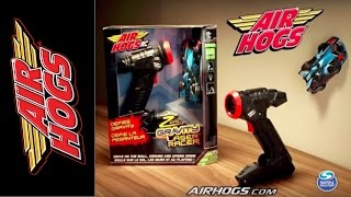 How To Charge Your Air Hogs Zero Gravity Laser Racer Youtube