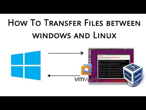 How To Transfers Files Between Windows And Linux Using PSCP (SCP Client)  Secure File Transfer