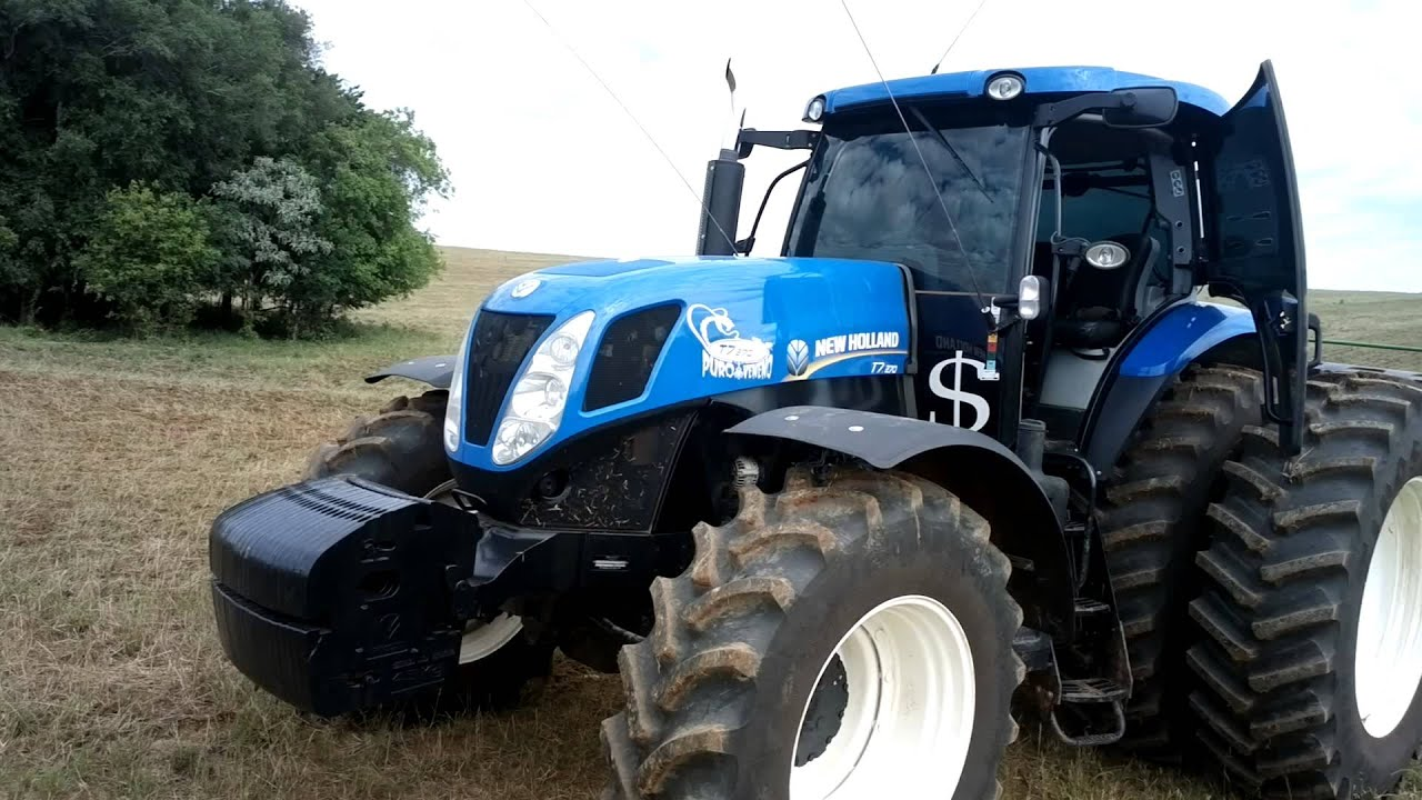 New Holland T 7 270