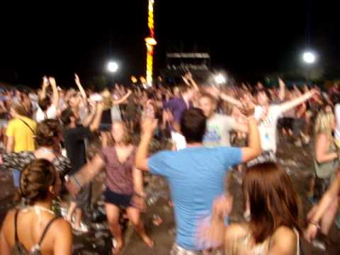 FIB 2010, Closing of the festival in Benicassim , Spain