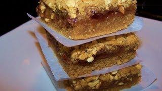 Pb&j Bars - Gluten Free