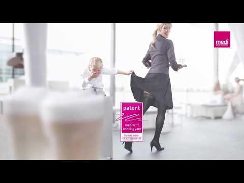 Компрессионный трикотаж Mediven Elegance от Medi Германия