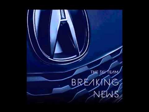 The Ski Team  Breaking News Acura commercial FULL song