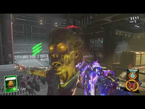 The Beast from Beyond Full Solo Easter egg Complete (Directors Cut Unlocked