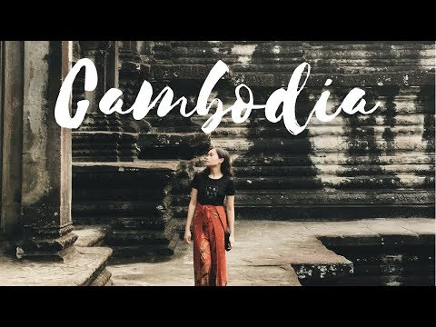 Visa-Free: Cambodia in 1-minute // by Strip Adventures