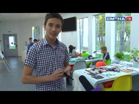 Практические занятия на образовательной программе «Город мастеров» в ВДЦ «Смена»