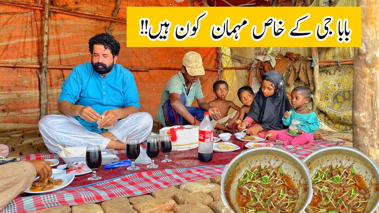 Shinwari karahi I Peshawari Shinwari Beef Karahi I beef karahi recipes I BaBa Food RRC Vlogs