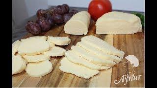 Doğal mayasiz Hollanda peyniri I Ev yapimi peynir