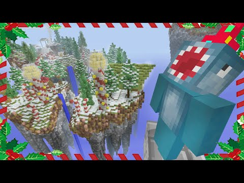 Minecraft Xbox - ISLANDS OF EDEN 2! - CHRISTMAS COME EARLY!! [12]
