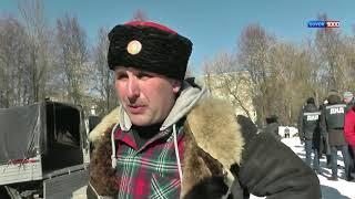 Гусевод УВАРОВ Валерий и его бойцовские гуси