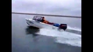 видео Лодочный мотор Тохатсу 50