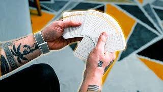 Card Trick Tutorial - PRAXIS Control
