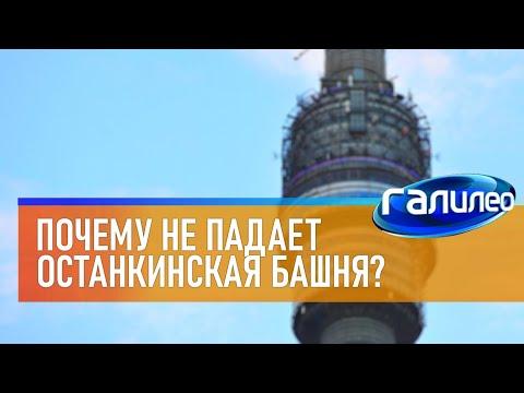 Галилео | Останкинская башня 🗼 [Ostankino Tower]