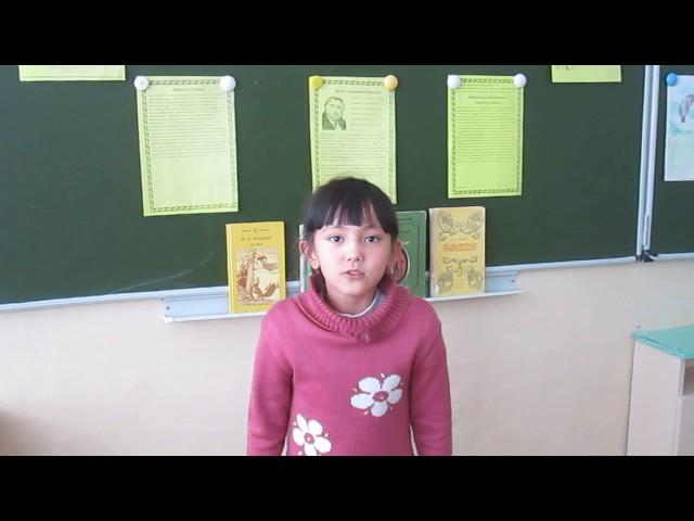 Изображение предпросмотра прочтения – ХалидаУразова читает произведение «Лебедь, Рак и Щука» И.А.Крылова