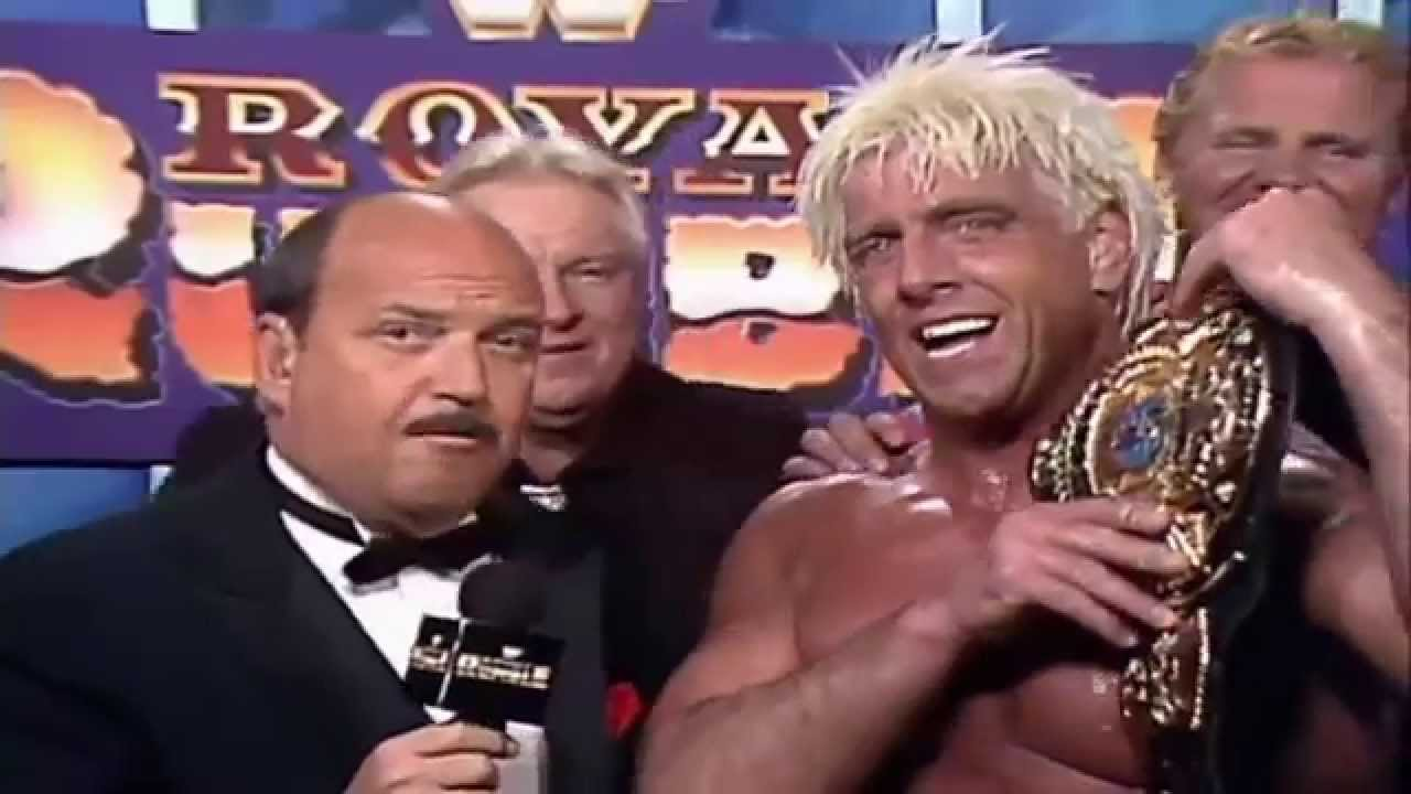 Image result for mean gene okerlund  GIFS