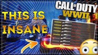 This Is INSANE.. THEY PUT... - [Call of Duty World War 2] Gameplay