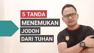 Cover images 5 TANDA MENEMUKAN JODOH DARI TUHAN