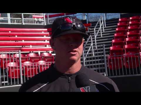 Northeastern Baseball vs Delaware | April 9, 2017 | Post-series Interview