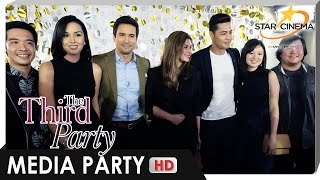 How the Sam Zanjoe Angel movie was conceptualized | 'The Third Party' Media Party thumbnail