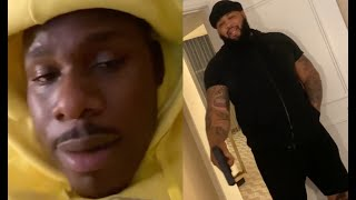 DaBaby Cant Believe His BodyGuard Pulled His Gun On Him For Playing Too Much
