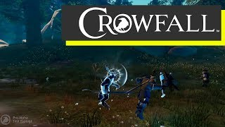 Crowfall характеристики игры, характеристики оболочки, характеристики компьютера