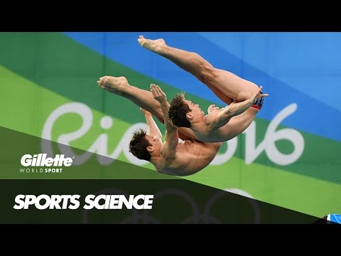 Diving - Science Behind The Sport | Gillette World Sport