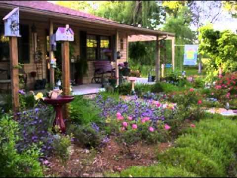 cottage garden style youtube