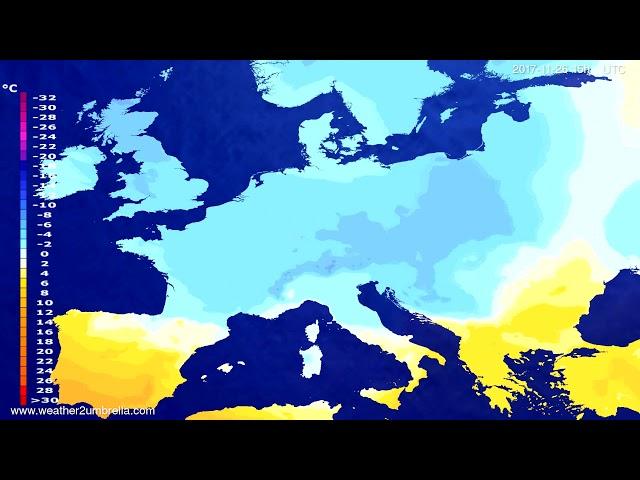 <h2><a href='https://webtv.eklogika.gr/' target='_blank' title='Temperature forecast Europe 2017-11-23'>Temperature forecast Europe 2017-11-23</a></h2>