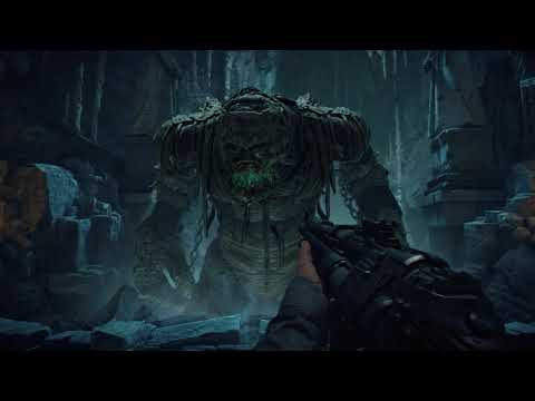 Defeating Monster On Uber Difficulty in Wolfenstein - The Old Blood |