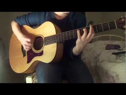 Southern Comfort Zone (Acoustic Version) - Brad Paisley (Guitar Cover)