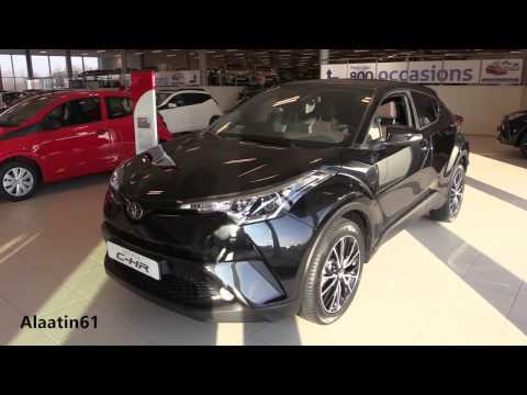 2017 Toyota C-HR Test Drive and Review