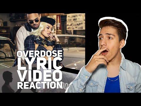 Agnez Mo X Chris Brown- OverDose (Official Lyric Video Reaction)| E2 Reacts