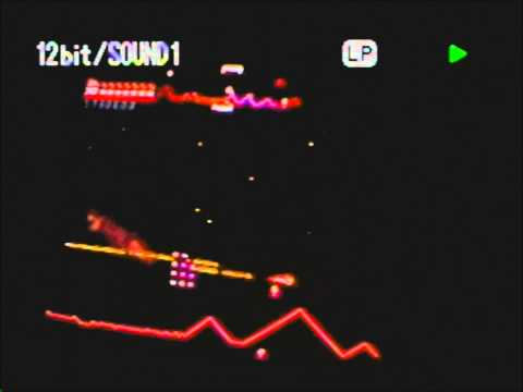 STARGATE arcade - Triple hyperspace end of wave