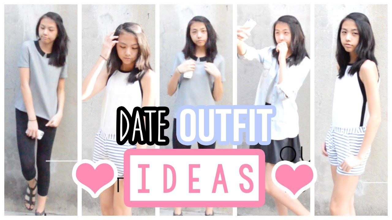 Mini Date Lookbook Valentines Day Outfit Ideas