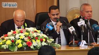 بالفيديو: فاعليات ندوة وكالة أنباء الشرق الأوسط تحت عنوان