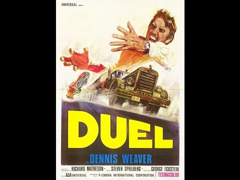 """DUEL''  BY RICHARD MATHESON  (1971)"