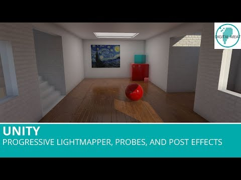 Definitive tutorial about lighting? - Unity Forum