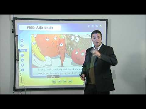 First steps - How to use an Interactive Whiteboard - clip 3