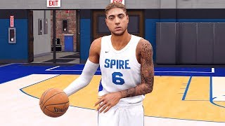 NBA 2k19 Story Mode