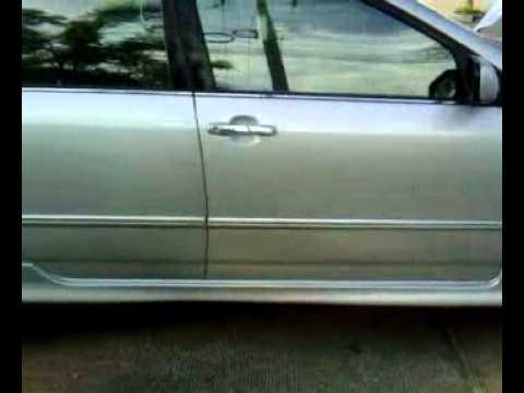ปี 2004 Toyota  ALTIS 1.6 E (AIRBAG ABS)