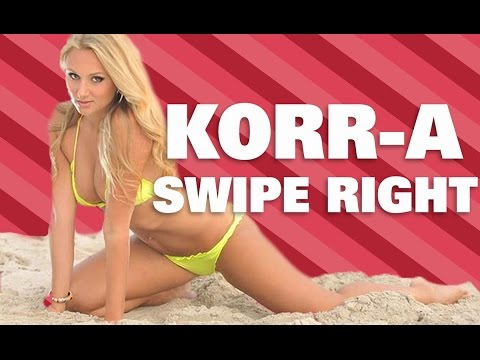 KORR-A Swipe Right (Tinder Song) Official Music Video